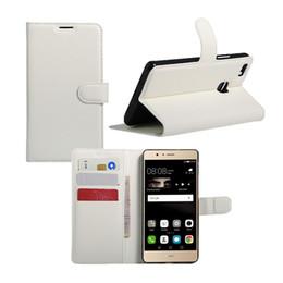 Hot sale Dermis Flip Case For Huawei P9Lite P9 Mate 7 7mini 8 inside TPU Case Wallet Magnet Pocket Stand Protective Case