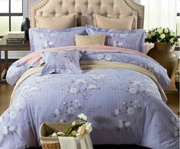 Wholesale The best supplier Bedding Sets Cotton Bedding Sets with Graceful Patterns for Bed Rome at Home