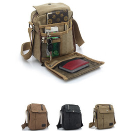 New Men Messenger Bag Casual Multifunction Men Travel Bags Man outdoor Canvas Shoulder Handbags top quality DHL Free