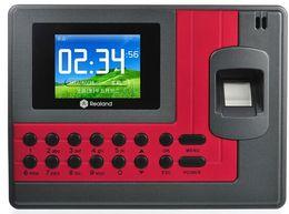 Wholesale A C110 P2P Fingerprint Time Attendance Induction card machine Internet connection Cloud Attendance