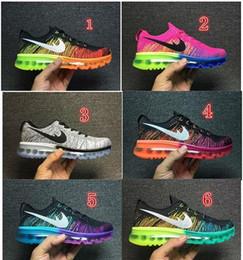 Wholesale 1 Max Running Shoes Women Cheap Sneakers Hot Sale Walking Boots Weaving Sport Shoes Size Eur36