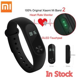 Wholesale Xiaomi Band Smart Bracelet Heart Rate Pulse Xiaomi Miband xiaomi mi band With OLED Display mi band Stock IP67