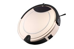 Wholesale Intelligent Robot Vacuum Cleaner CB Approved DL Drop Shipping Floor Auto cleaning Self programmed By Delong Tech in China