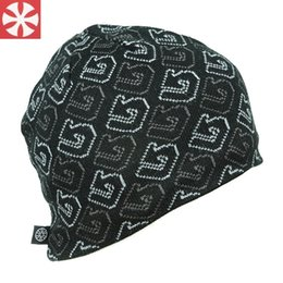 Wholesale WISHCART Fashion personality men and women hat fleece lining winter ice skating skiing knitted cap