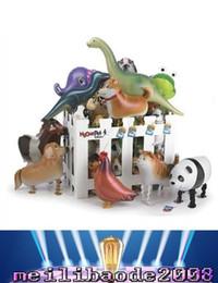 Animales libres en Línea-Los modelos híbridos de globos de animales, animales con globos de papel de aluminio, caminando juguetes globos del animal doméstico de los niños envío libre MYY