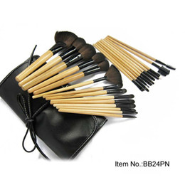 Professional Makeup Brushes Cosmetic 24pc=1set Brush Makeup Tool Eyeshadow Lip brushes Portable Full Cosmetic Brush 10pc