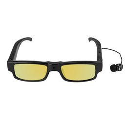 Bluetooth Stereo Glasses CSR Bluetooth 4.0 Answer phone, listening to Music Support Voice Control Sunglasses