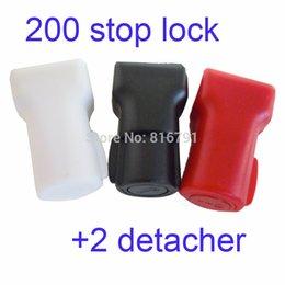 Wholesale 202pcs Stop Lock Magnetic Key for Shop Stem Peg Display Hooks Anti theft