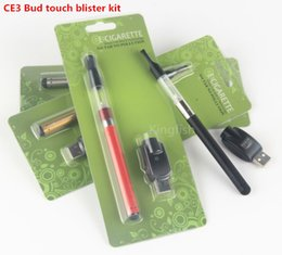 BUD Touch O Pen CE3 starter vape pack kit Dab pen oil vaporizer pen slim battery kit Auto CE3 510 kit VS vaporizer-g-pen