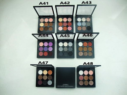Wholesale HOT New Makeup EyeShadow Palette color Eye Shadow g DHL GIFT