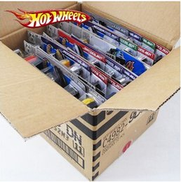 Wholesale a box Original hot wheels Fast and Furious Alloy car model baby toy Need for Speed