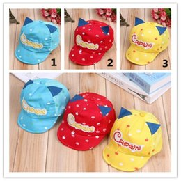 Children's Cotton Cap Male And Female Sunny Hat Popular And Fashion Simple Girl Accessories Summer And Spring European Style Hat A0007