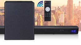 Wholesale speaker virtual barra sonido televisor home audio barre de son home cinema maison ses sistemleri bluetooth home theater decoder