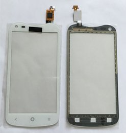 Wholesale 100 newTouch panel Digitizer For Acer V370 Liquid E2 white Black color