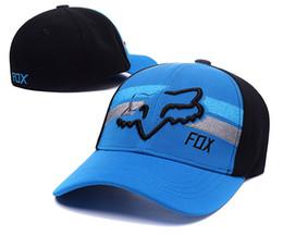 Wholesale Cool Metal Snapback fox Hat Thousands Snap Back Hat For Men Summer fox Baseball Cap Cheap Fox Hip Hop Hat Adjustable Women Baseball Cap