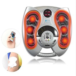 Wholesale Foot Machine Plantar Reflexology foot massage instrument Blood circulation machine Systemic therapy Strong and durable