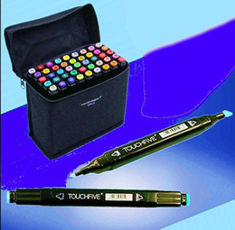 30 colors new touch five marker pen drawing set pro art marker permanent copic-markers liner for drawing Bianyo Posca stylo art emoji