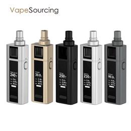 100% Original Joyetech Cuboid mini Kit 2400mAh battery 5.0ml Atomizer Capacity Electronic Cigarette Kits VS Cuboid 150w kit