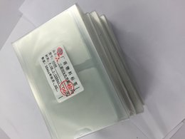 Promotion écrans lcd samsung Qualité AAA Mitsubishi OCA Film adhésif adhésif transparent adhésif pour Samsung S3 S4 S5 Note2 Note3 Note4 A3 A5 écran tactile LCD