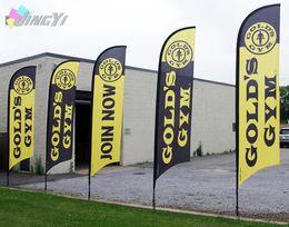 4.2m tall Custom Beach flag printing, Feather Flag, High quality beach banner, Company logo printing flag,25pcs Lots