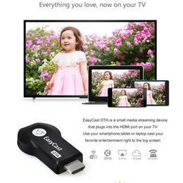 Wholesale M2 EzCast TV Stick Hdmi Miracast airplay P Miracast DLNA Airplay WiFi Display Receiver Dongle Support Windows iOS Andriod TV Stick