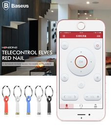 Wholesale BASEUS Brand Telecontrol Elves Remote Control for iPhone s Plus s only for IOS For Home Appliance TV DVD Air condition