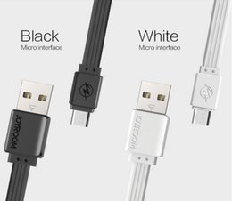 Wholesale Joyroom Micro USB Cable Data Snyc Charger Cable for Android Phone for Lightning for iPhone Power line mm