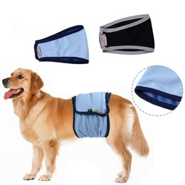 Wholesale Pet Male Dog Physiological Pant Belt Big Dogs Protection Pants Super Comfortable Unisex Pet Diaper Sanitary Pants