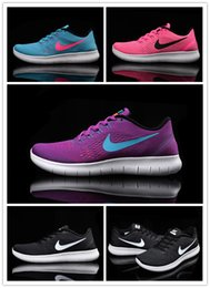 Wholesale WMNS NIKE FREE RN Running Shoes Women Sports Shoes Mesh Upper Breathable track Best Running Shoes Discount Women Running Shoes