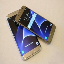 Wholesale Goodphone S7 Clone S7 Edge MTK6580 Metal Frame bit Quad Core Real G LTE GB RAM GB ROM Android Smartphones PK note7 i6s i7 Plus S6