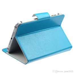 Wholesale In Stock Universal Tablet PU Leather cover case For quot Archos tablet cover universal tablet case pu