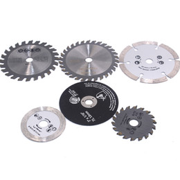 Wholesale For wood metal granite marble tile brick disc for protable DIY cutting tools electrical chain Diamonds alloy steel circular saw