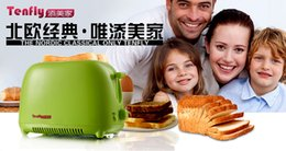 Wholesale New arrival Household Electric Toasters Bread maker baking bread machine