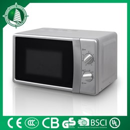 Wholesale 20L MACHINICAL MICROWAVE OVEN FOR HOME METEAL DOOR PAINTED WHITE