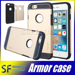 Wholesale For iPhone7 Armor Case for Galaxy Note Hybrid Case Shockproof Back Cover Shell Case