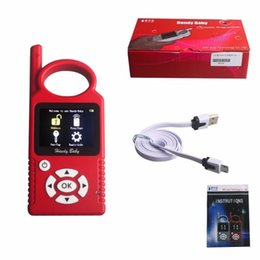 Wholesale handy baby key programmer for clone C D and ID48 chip use own chips