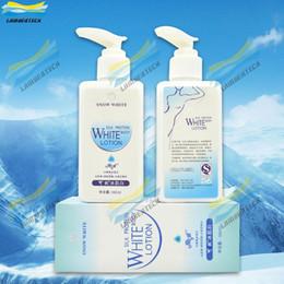 Wholesale Valentine Skin Protein Snow White Cream Original Whitening Cream ml whitening Face Body Lotion Makeup Effective Skin Whitening