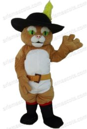 Puss In Boots mascot costume,deguisement mascotte, funny mascot costumes for sale, buy mascots online, cartoon mascots, custom mascot outfit
