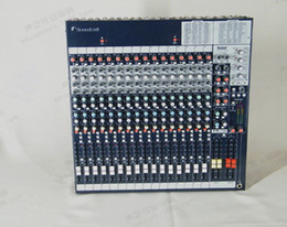Wholesale Factory direct high end SOUNDCRAFT Soundcraft FX16II way stage performance wedding meeting Mixer