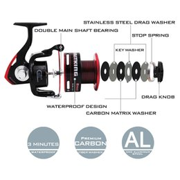 Wholesale KastKing Sharky II Best Quality Max Drag KG Spinning Fishing Reel Saltwater Sea Wheel Big Game Fishing Jigging Wheel
