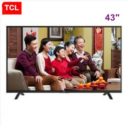 Wholesale TCL inch Dual system Micro channel interconnect TCL synchronization theaters Smart TV Full HD resolution P