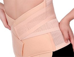 Wholesale Belly Band Corset belts Support for Maternity Women Stomach Band Abdominal Binder Mesh Belt is Breathable New Arrive