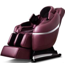 Wholesale Le Erkang D manipulator massage chair home space capsule zero gravity body multi functional automatic massage sofa