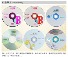 Wholesale-Original 4.7GB CD-R RecordableTV Series Blank Disc Recordable Disc For DVD Movies TV Series Fitness DVDs