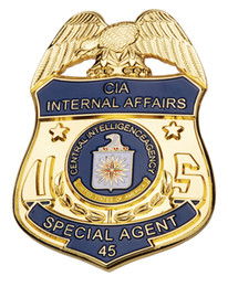 Wholesale US CIA INTERNAL AFFAIRS CENTRAL INTELLIGENCE AGENCY BADGE