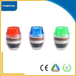 Wholesale PHEPUS sales Water purifier Portable water filter faucet Alkaline cartridge water filter faucet for