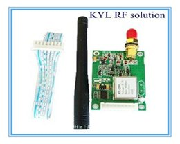 Wholesale Data Module km km Distance Wireless Transmission for AMR System RS232 RS485 TTL to Wireles