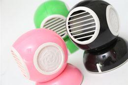 Wholesale perfume fragrance mini USB fan blowing fan portable fan no leaf perfume