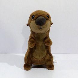 Wholesale Original Finding Nemo plush toys Super Cute cm inch Beaver Stuffed Animal Soft Plush Toy for baby gift