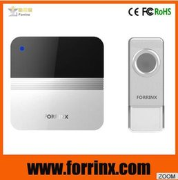 Wholesale FX B7 euro fashion design doorbell classsic chime wireless doorbell up to m long range approved with ce fcc rohs certificates